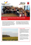 dena-Factsheet: Das Schulprojekt Keep Energy in Mind (kurz KEiM) in Nürnberg